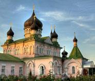 Свято-покровский женский монастырь