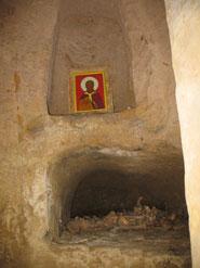 Антониевы пещеры. Чернигов