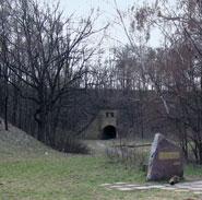 Лысая гора. Форт 19 века. Киев