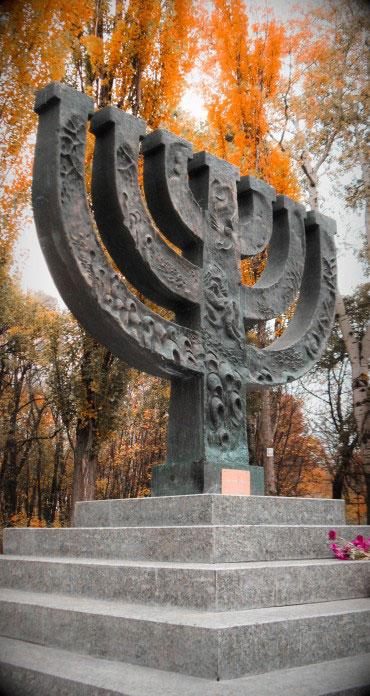 Бабий Яр Карта Киева