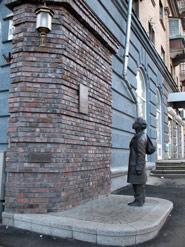 Памятник жертвам Бабьего Яра
