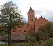 Замок Радомышль