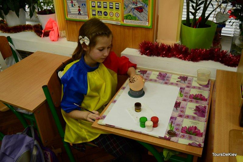 Схема для вышивания детский сад